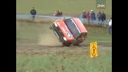 Crash 2008 - Czech rally 2006 - 2007