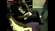 Travis Porter ft. Waka Flocka Flame - Hell You Talmbout [in Studio Performance]