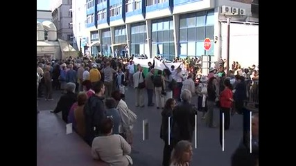 Делото срещу наредбата за паркиране в София е отложено