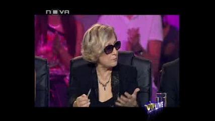 Vip Dance - Танцът на Зара и Милен 11.10.2009