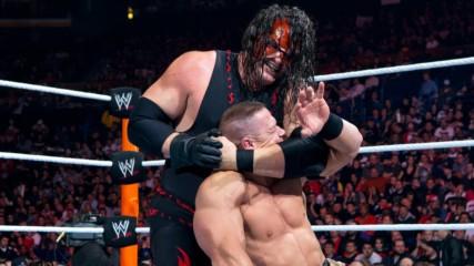 John Cena vs. Kane: Royal Rumble 2012 (Full Match)