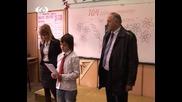 Кольо Милев връчи грамота,канал 6-02.03.2012