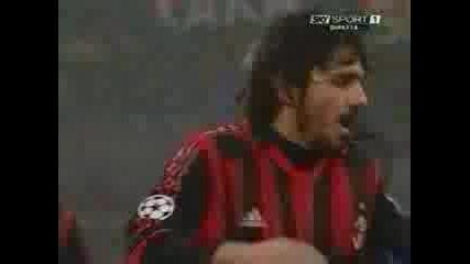 Milan Vs Schalke