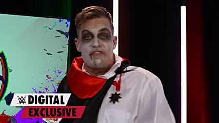 The real content is on Grayson Waller's social media pages: WWE Digital Exclusive, Oct. 26, 2021