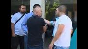 Хора на Бареков гонят Тв екип от улицата