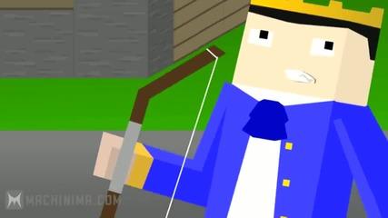minecraft ep.4 - Minecraft_ The N00b Adventures - Good Grief_