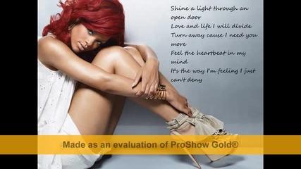 New Rihanna feat. Calvin Harris - We Found Love New 2011