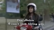 Превод - Van Halen - I cant stop loving you