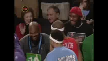 Josh Smith (2005 Nba Slam Dunk Contest)
