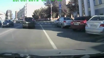 Отмъщението на пешеходеца