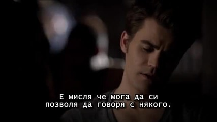 The Vampire Diaries / Дневниците на вампира - Сезон 5 Епизод 8 + Субтитри