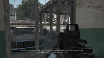 Call of Duty: Modern Warfare 2 Mission 2 - Team Player