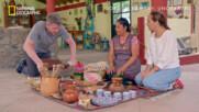 Шоколад | сезон 3 | Гордън Рамзи: Кулинарният изследовател | National Geographic Bulgaria
