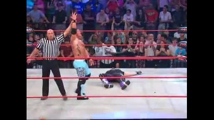 Ev2 vs. Fourtune From Tna impact