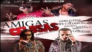 Guelo Star Ft Pipe Calderon Arcangel y Randy- Amigas Celosas (remix)