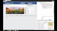 Facebook (xss + Search) уязвимости