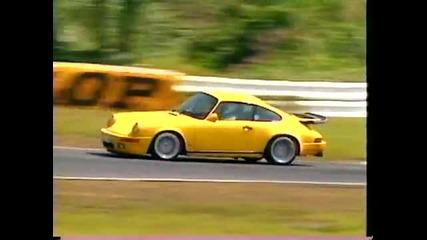 Porsche Ruf Ctr Yellow Bird nurburgring