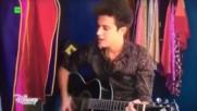Soy Luna 2 - Матео пее vives en mi и Луна го слуша
