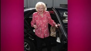 Betty White Shows Up to Jimmy Kimmel with a Black Eye