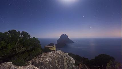 Красотата на Ibiza ...