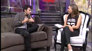 Max Schneider Recalls His First Gig & Terrifying Dance Lesson From Madonna