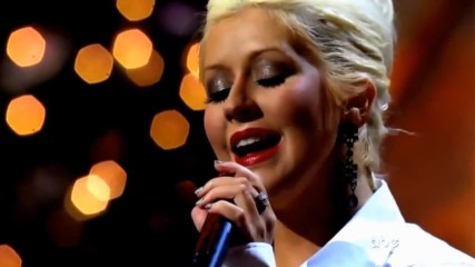Christina Aguilera - Have Yourself A Merry Little Christmas (live Disney Christmas Parade 2012)