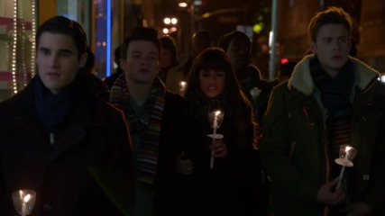 No One Is Alone - Glee Style (season 5 episode 15)