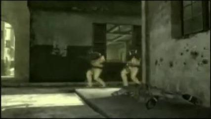 Desolation-zombie Metal Gear Solid 4