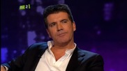 Piers Morgan with Simon Cowell - Uncut 4/7
