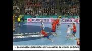 Испания– Дания е финалът на световното по хандбал за мъже