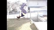 Zadno salto