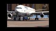 Полет с A330-343x , Frankfurt-seattle Част 1 от 4