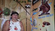 Ecuadorian woman creates guinea pig flavoured ice cream
