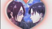 Shingeki no Kyojin Levihan True Love