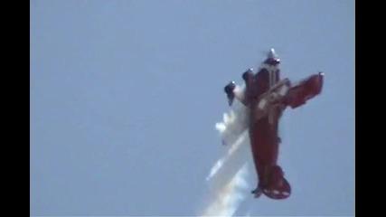 Авиоакробатиката на Свилен Иванов