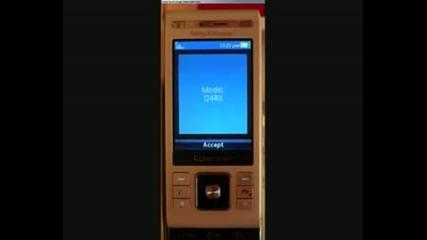 Sony Ericsson C905 8 Megapixel Cameraphone