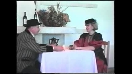 Стари градски песни Тодор Върбанов и Христина Ботева - Таз вечер празнувам разлъка