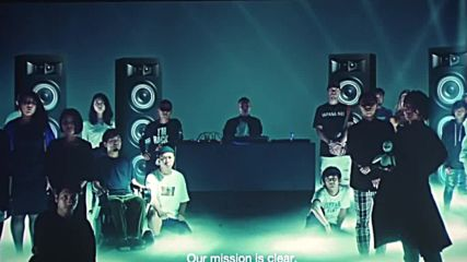 DJ with ALS mixes using EYES