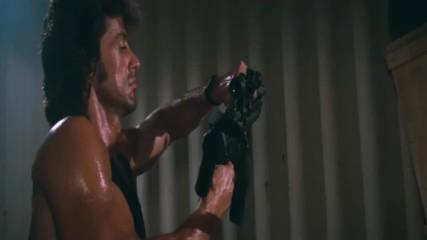 Рамбо 2 - Трейлър (1985)