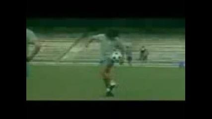 Maradona Freestyle
