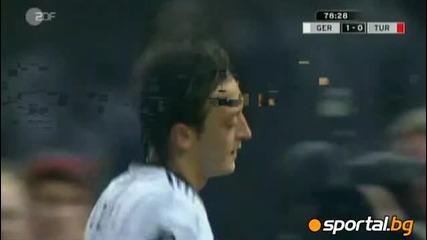 09.10.2010 Германия - Турция 3 - 0