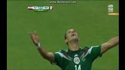Хърватия 1:3 Мексико (бг аудио) Мондиал 2014