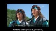 Warrior Baek Dong Soo-еп-8 част 3/3
