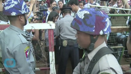 Myanmar Charges 69 Protesters With Rioting After Police Crackdown