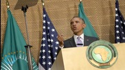 Obama to Africa: No More Presidents For Life