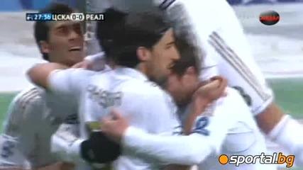 Цска (м) - Реал Мадрид 1 1 - Видео - Sportal.bg