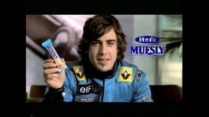 Реклама На Hero Muesly