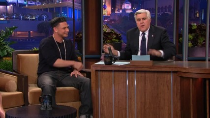 Kylie Minogue - The Loco-motion (tonight Show With Jay Leno)(14.11.12)
