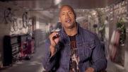 """Бързи и яростни: Хобс и Шоу - видео зад кадър """"Коли"""""""