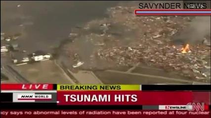 Директно От Япония След Взрива, Цунамито И Земетресението!